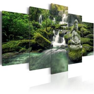 Ljuddämpande tavla - Forest Heaven - SilentSwede