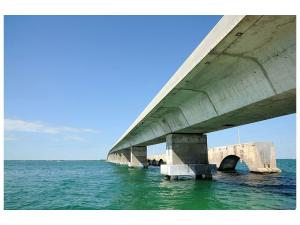 Ljudabsorberande tavla - Seven Mile Bridge - SilentSwede