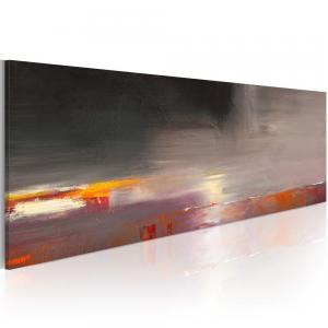 Ljuddämpande handmålad tavla - Två texturer - SilentSwede