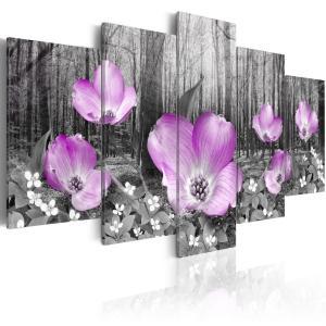 Ljuddämpande tavla - Woody flora - SilentSwede