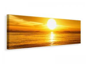 Ljuddämpande tavla - Fantastic Sunset - SilentSwede