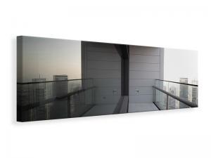 Ljuddämpande tavla - Balcony In Dubai - SilentSwede