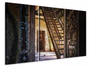 Ljuddämpande tavla - Old stairs - SilentSwede