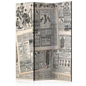 Rumsavdelare - Vintage Newspapers - SilentSwede