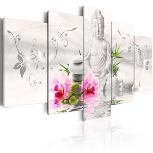 Ljuddämpande tavla - Pearl Buddha - SilentSwede