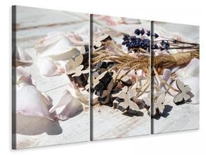 Ljuddämpande tavla - A bouquet of butterflies - SilentSwede