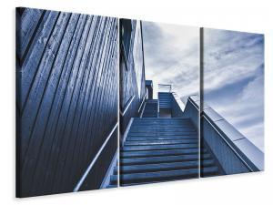 Ljuddämpande tavla - Steep stairs - SilentSwede