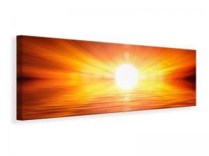 Ljuddämpande tavla - Glowing Sunset - SilentSwede