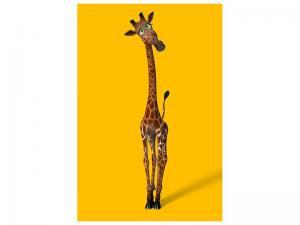 Ljudabsorberande tavla - Sweety Giraffes - SilentSwede