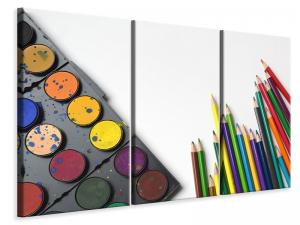Ljuddämpande tavla - Materials for painting - SilentSwede