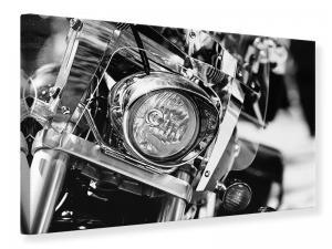 Ljudabsorberande tavla - Motorcycle Close Up - SilentSwede