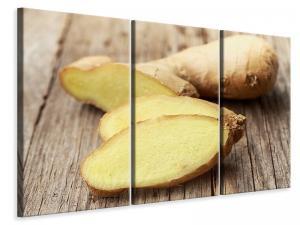 Ljuddämpande tavla - Fresh ginger - SilentSwede