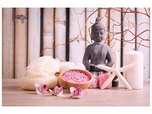 Ljudabsorberande tavla-Spa & Buddha - SilentSwede