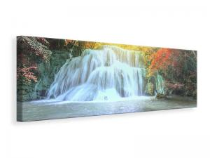 Ljuddämpande tavla - Waterfall In Light - SilentSwede