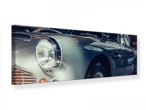 Ljudabsorberande panorama tavla - Classic Car - SilentSwede