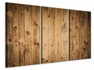 Ljuddämpande tavla - Walnut Wood - SilentSwede