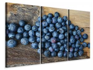 Ljuddämpande tavla - Fresh blueberries - SilentSwede