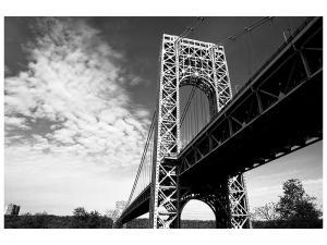 Ljudabsorberande tavla - George Washington Bridge - SilentSwede