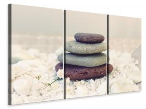 Ljuddämpande tavla - Stone balance - SilentSwede