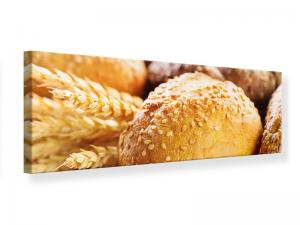 Ljudabsorberande panorama tavla - Bread Roll - SilentSwede