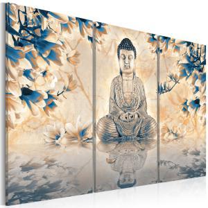 Ljuddämpande tavla - Buddhistiska ritual - SilentSwede
