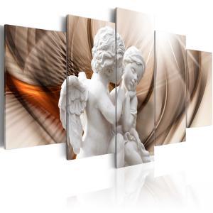 Ljuddämpande tavla - Angelic Duet - SilentSwede