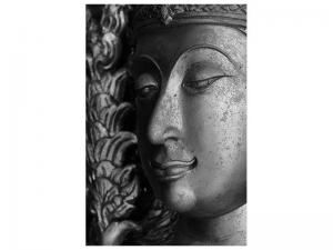 Ljudabsorberande tavla - Buddha Close Up - SilentSwede