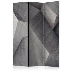 Rumsavdelare - Abstract concrete blocks - SilentSwede