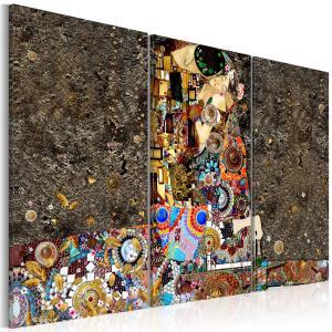 Ljuddämpande tavla - Mosaic of Love - SilentSwede