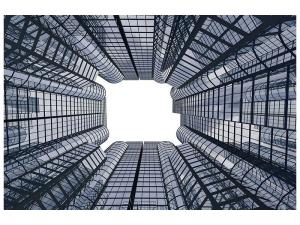 Ljudabsorberande tavla - Special Perspective - SilentSwede