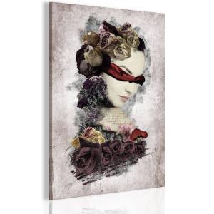 Ljuddämpande tavla - The Mysterious Lady - SilentSwede