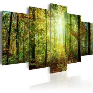 Ljuddämpande tavla - Wild Forest - SilentSwede
