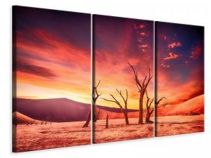 Ljuddämpande tavla - Colorful desert - SilentSwede