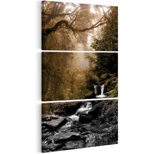 Ljuddämpande tavla - Small Waterfall - SilentSwede