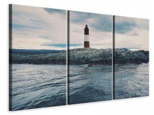 Ljuddämpande tavla - The lighthouse by the sea - SilentSwede
