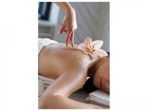 Ljudabsorberande tavla-Spa Massage - SilentSwede