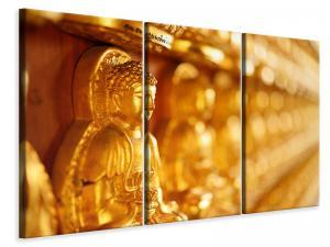 Ljuddämpande tavla - Buddha - SilentSwede