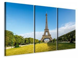 Ljuddämpande tavla - The Eiffel Tower In Paris - SilentSwede
