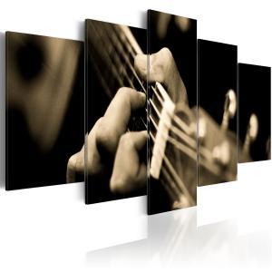 Ljuddämpande tavla - Klassisk gitarr - SilentSwede