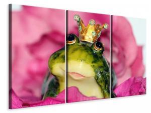 Ljuddämpande tavla - The frog prince - SilentSwede