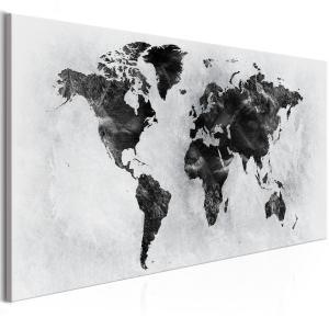 Ljuddämpande tavla - Concrete World - SilentSwede
