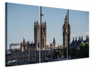 Ljuddämpande tavla - Westminster london - SilentSwede