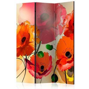 Rumsavdelare - Velvet Poppies - SilentSwede