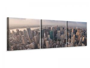 Ljuddämpande tavla - Manhattan - SilentSwede