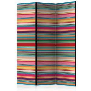 Rumsavdelare - Subdued stripes - SilentSwede