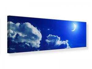 Ljudabsorberande panorama tavla - The Moon - SilentSwede