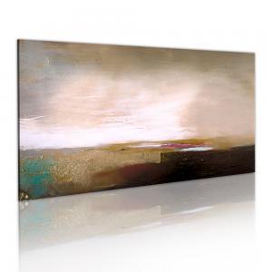 Ljuddämpande handmålad tavla - Abstrakt elefant - SilentSwede