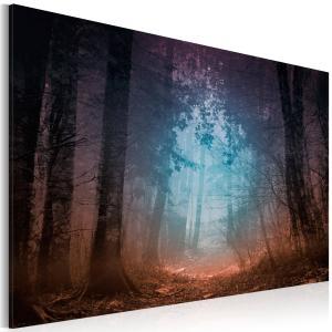 Ljuddämpande & ljudabsorberande tavla - Edge of the forest - SilentSwede