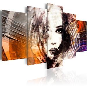 Ljuddämpande tavla - Spiral of Secrets - SilentSwede