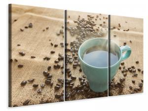 Ljuddämpande tavla - Hot coffee - SilentSwede